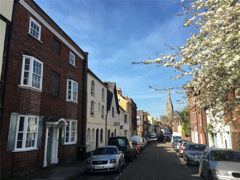 5 Bedrooms Detached House for sale in St. Ann Street, Salisbury Town