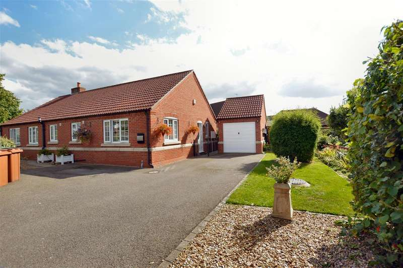 3 Bedrooms Bungalow for sale in Burton Road, Heckington