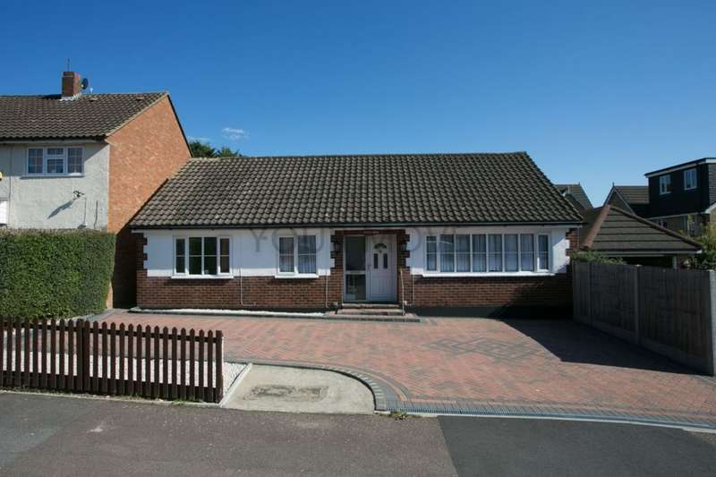 4 Bedrooms Detached Bungalow for sale in Maple Springs, Waltham Abbey, EN9