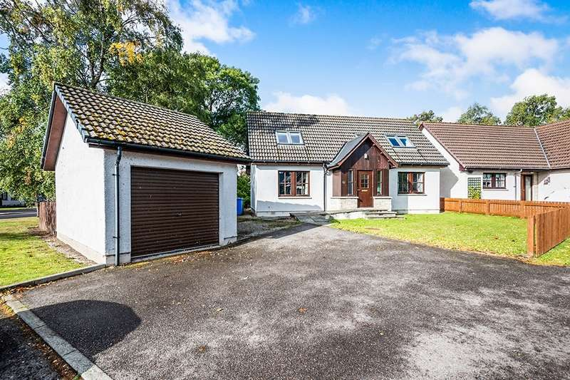 3 Bedrooms Detached House for sale in Davis Drive, Alness, IV17