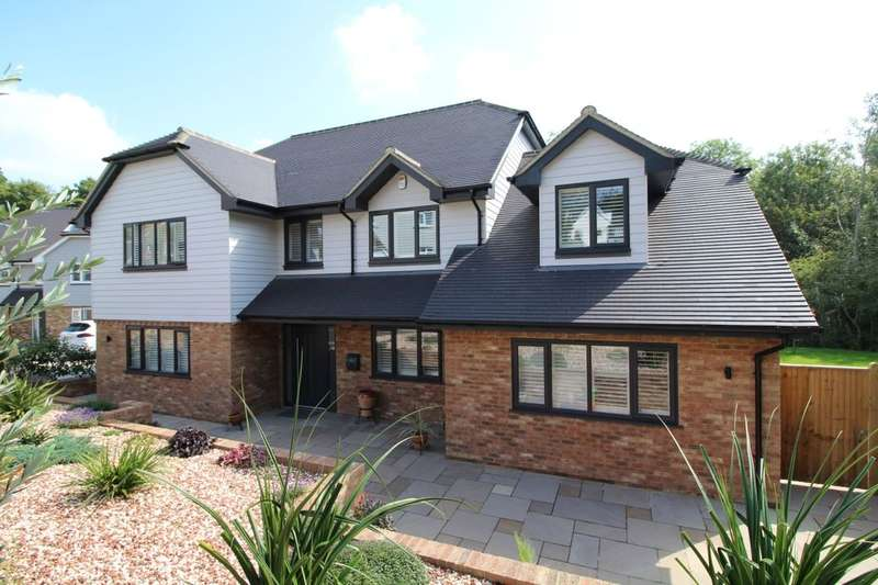 6 Bedrooms Detached House for sale in Brookdale, St. Leonards-On-Sea, TN37