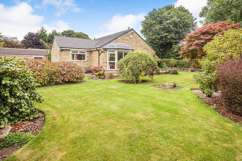 3 Bedrooms Detached Bungalow for sale in Shirley Road, Gomersal, Cleckheaton, BD19