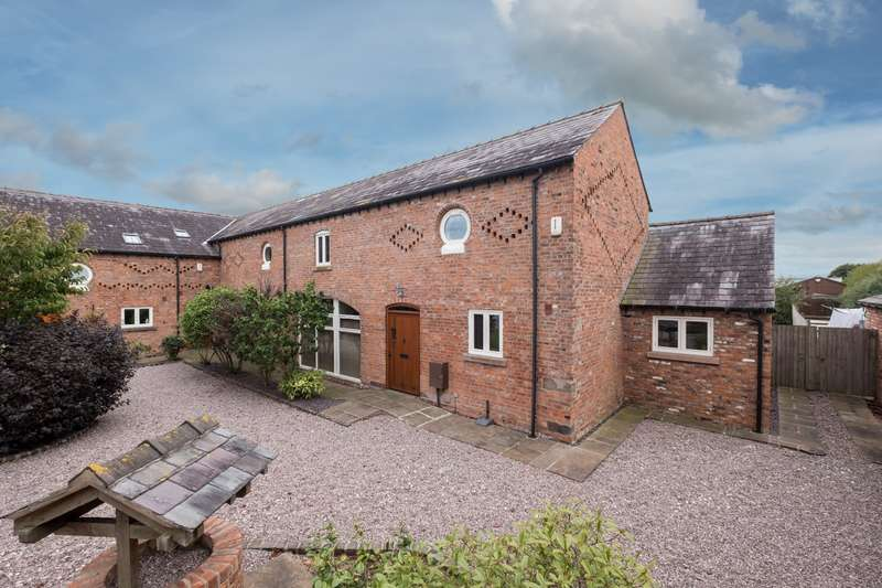 3 Bedrooms House for sale in 3 bedroom Barn Conversion Semi Detached in Wettenhall