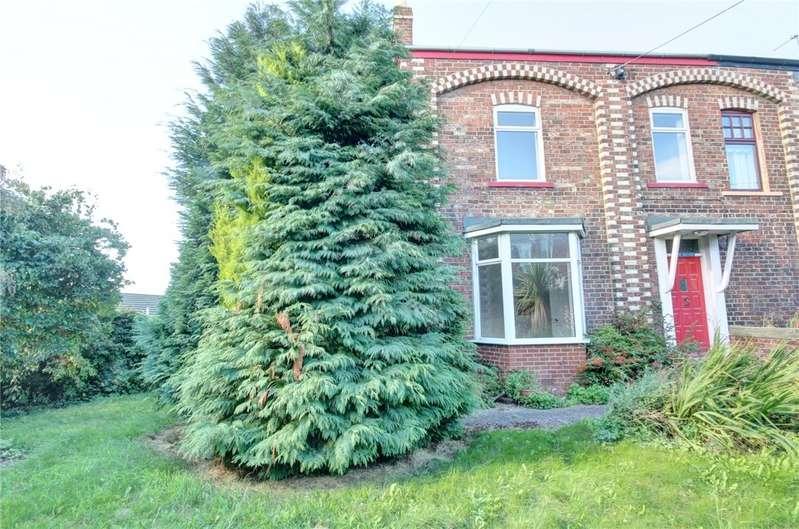 5 Bedrooms Semi Detached House for sale in Linden Villas, Coxhoe, Durham, DH6