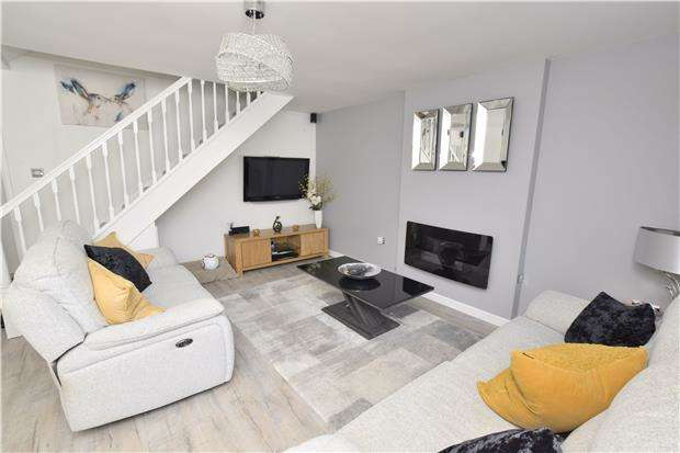 4 Bedrooms End Of Terrace House for sale in Glanville Gardens, Kingswood, BS15 9WS