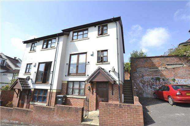 3 Bedrooms Semi Detached House for sale in Sommerville Road South, St Andrews, Bristol, BS7 9BT
