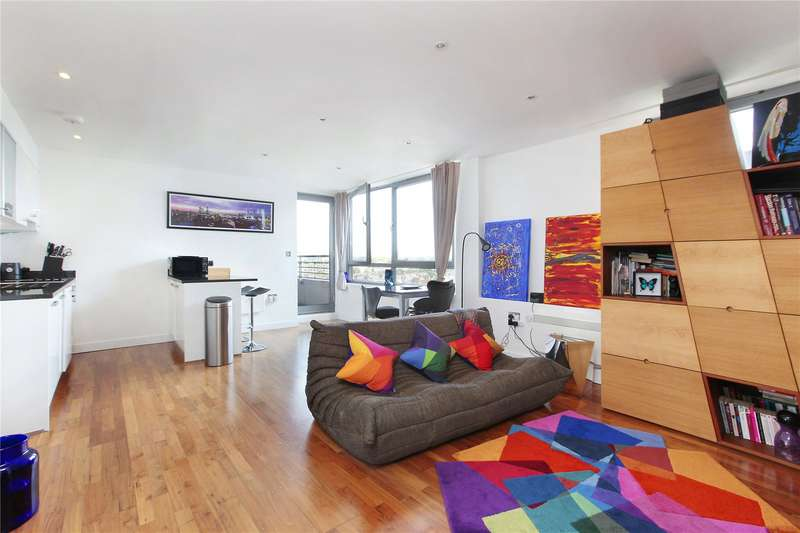 1 Bedroom Flat for sale in Modo Building, Clement Avenue, Clapham, London, SW4