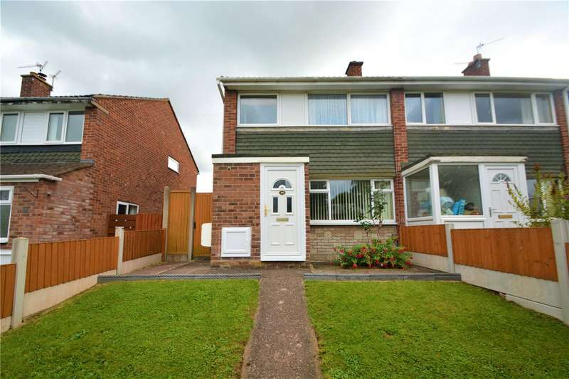 3 Bedrooms End Of Terrace House for sale in 46 Shelley Drive, Sutton Hill, Telford, TF7