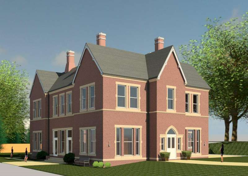 6 Bedrooms Detached House for sale in Springhead Park House, Park Lane, Rothwell, Leeds