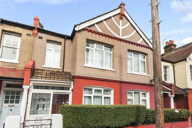 3 Bedrooms Terraced House for sale in Bassano Street, East Dulwich