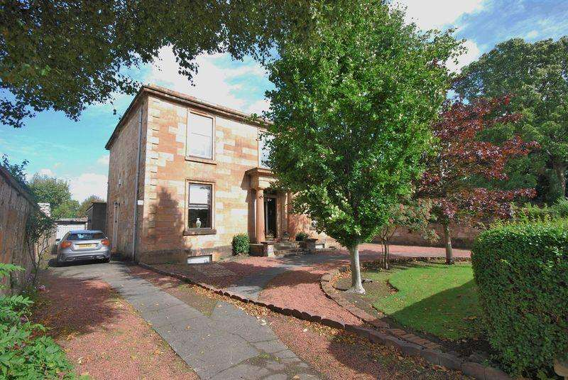 3 Bedrooms Apartment Flat for sale in 40 London Road, Kilmarnock, KA3 7AQ