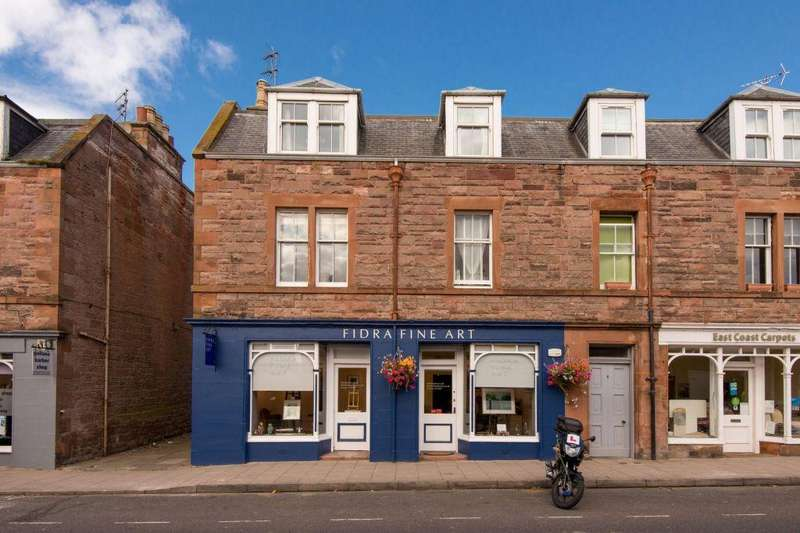 2 Bedrooms Flat for sale in 9c, Stanley Road, Gullane, EH31 2AD