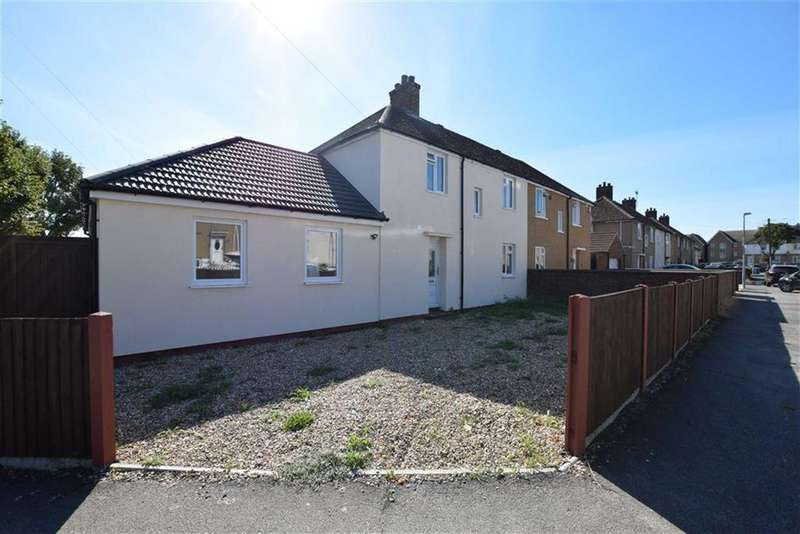 5 Bedrooms Semi Detached House for sale in St Clements Avenue, Grays, Essex