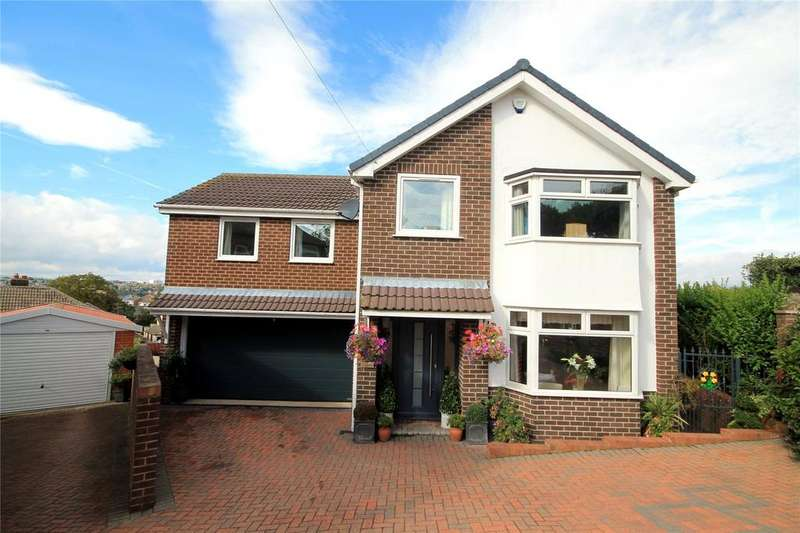4 Bedrooms Detached House for sale in Byron Drive, Monk Bretton, S71