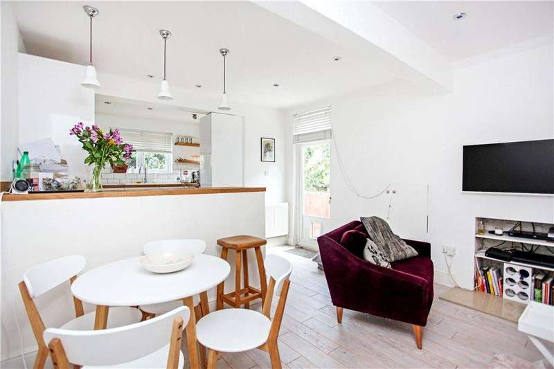 3 Bedrooms Apartment Flat for sale in Shrubbery Road, London, SW16