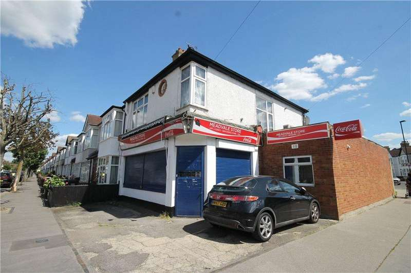 4 Bedrooms End Of Terrace House for sale in Meadvale Road, Croydon, CR0