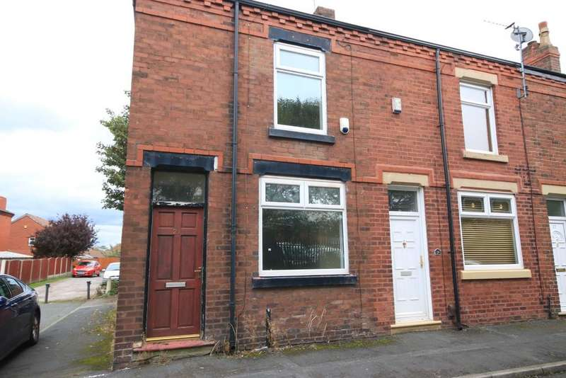 2 Bedrooms End Of Terrace House for sale in Orpington Street, Pemberton, Wigan, WN5 8AB