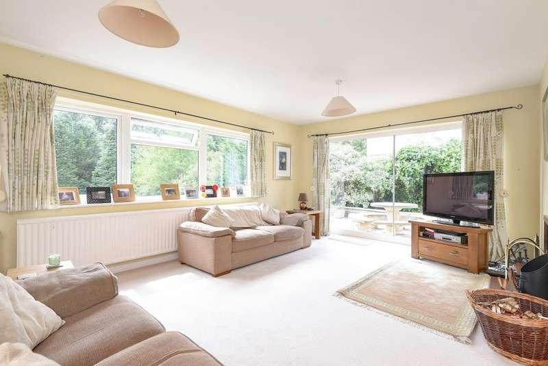 5 Bedrooms Detached House for sale in Wash Water, Newbury, RG20