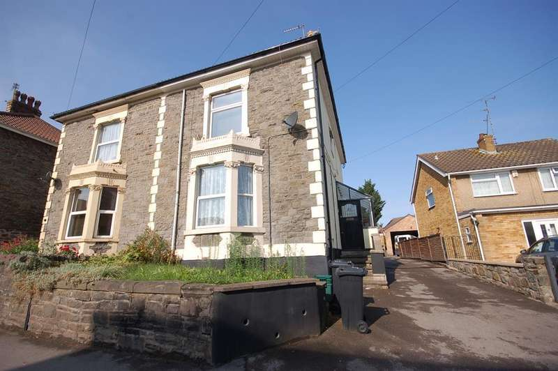 2 Bedrooms Flat for sale in Downend Road, Kingswood, Bristol, BS15 1SG