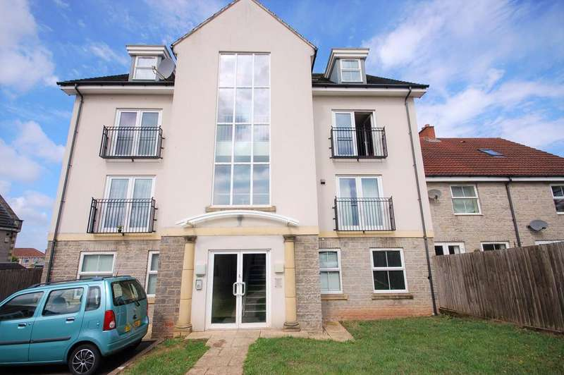2 Bedrooms Flat for sale in Dragonfly Close, Kingswood, Bristol, BS15 8JR