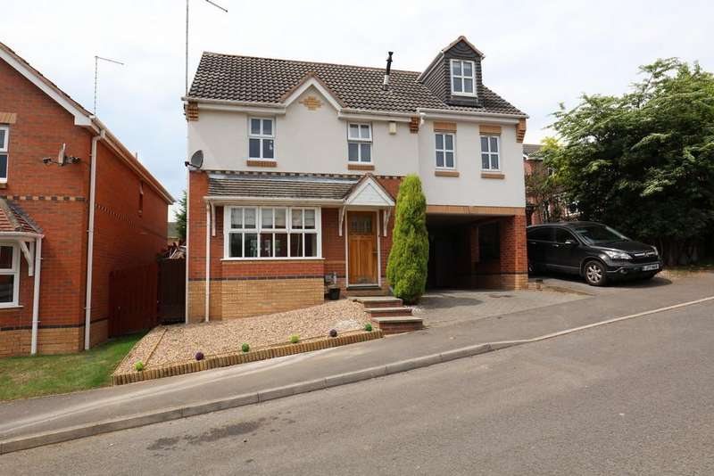 5 Bedrooms Detached House for sale in Bright Meadow, Halfway