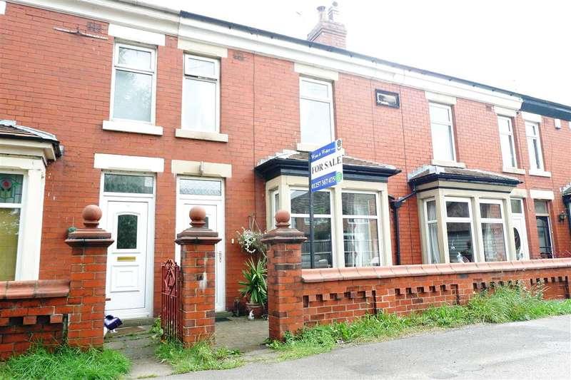 3 Bedrooms Terraced House for sale in Warwick Street, Adlington