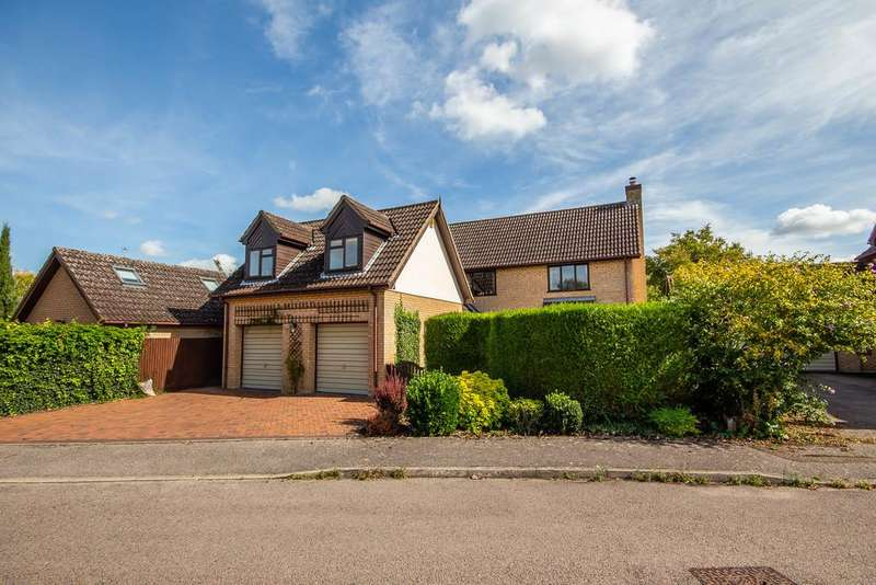 5 Bedrooms Detached House for sale in Stansfield Gardens, Fulbourn