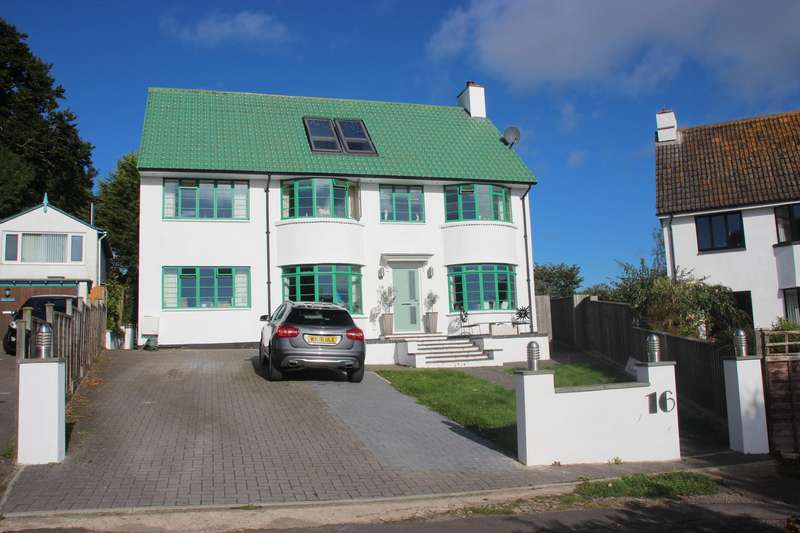5 Bedrooms Detached House for sale in Havenview Road, Seaton