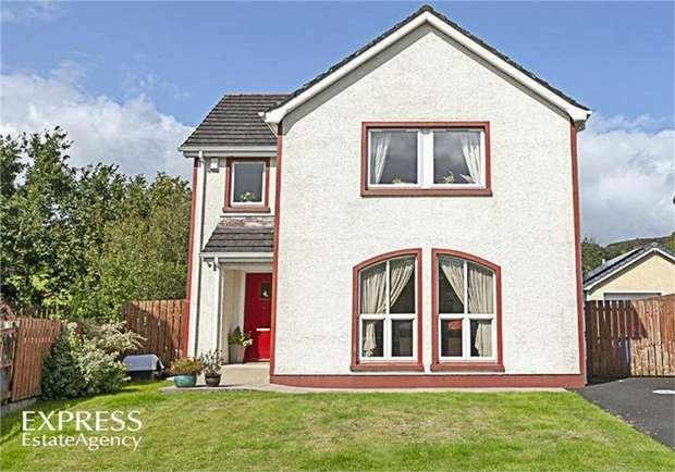 4 Bedrooms Villa House for sale in Bushfield Mill, Park, Londonderry