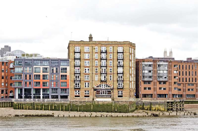 2 Bedrooms Flat for sale in Globe View, 10 High Timber Street, City Of London, EC4V