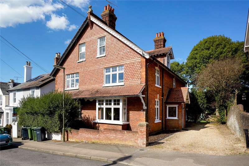 5 Bedrooms Semi Detached House for sale in Yorke Road, Reigate, Surrey, RH2