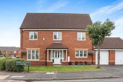 4 Bedrooms Detached House for sale in Wavers Marston, Marston Green, Birmingham, .