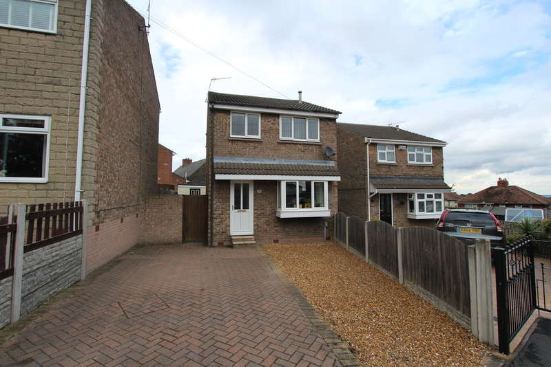 3 Bedrooms Detached House for sale in Penthorpe Close, Intake