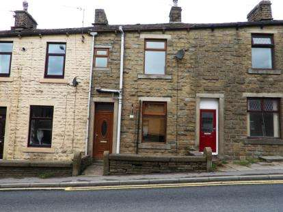 2 Bedrooms Terraced House for sale in Burnley Road, Weir, Rossendale, Lancashire, OL13