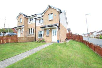 3 Bedrooms Semi Detached House for sale in Frankfield Street, Glasgow