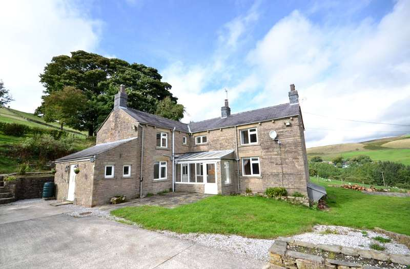 4 Bedrooms Detached House for sale in Wincle, Macclesfield