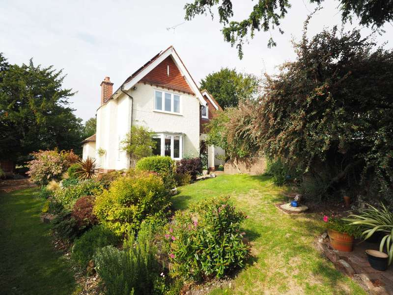 3 Bedrooms Detached House for sale in The Avenue, Lewes