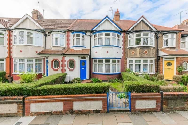 3 Bedrooms House for sale in The Drive, Bounds Green, N11
