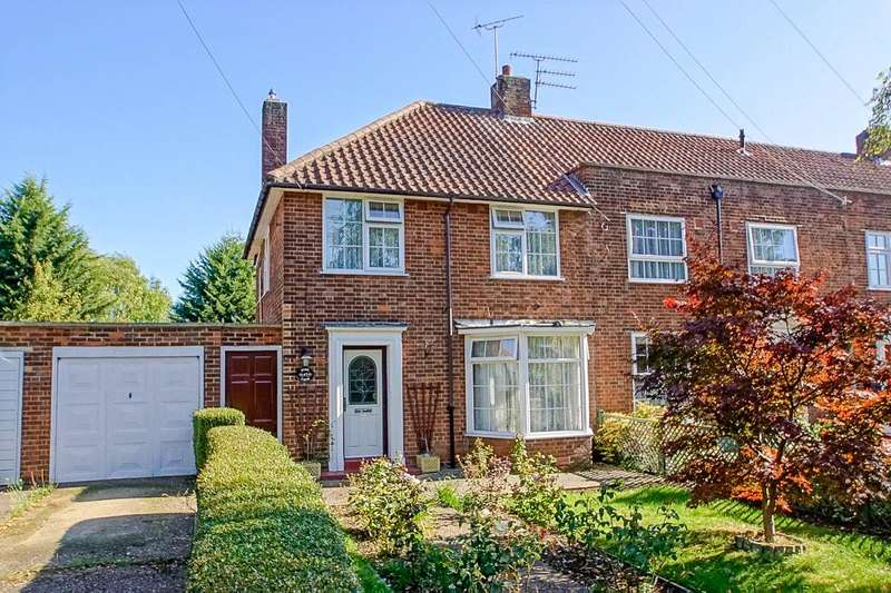 3 Bedrooms Property for sale in Woodhall Lane, Welwyn Garden City