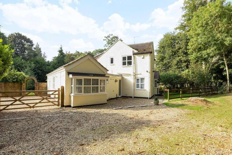 4 Bedrooms Detached House for sale in Knowl Hill / Kiln Green, Close to Twyford, Wargrave and Maidenhead, RG10