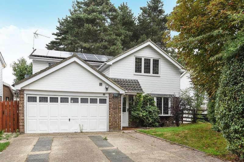 4 Bedrooms Detached House for sale in Quintilis, Bracknell, RG12