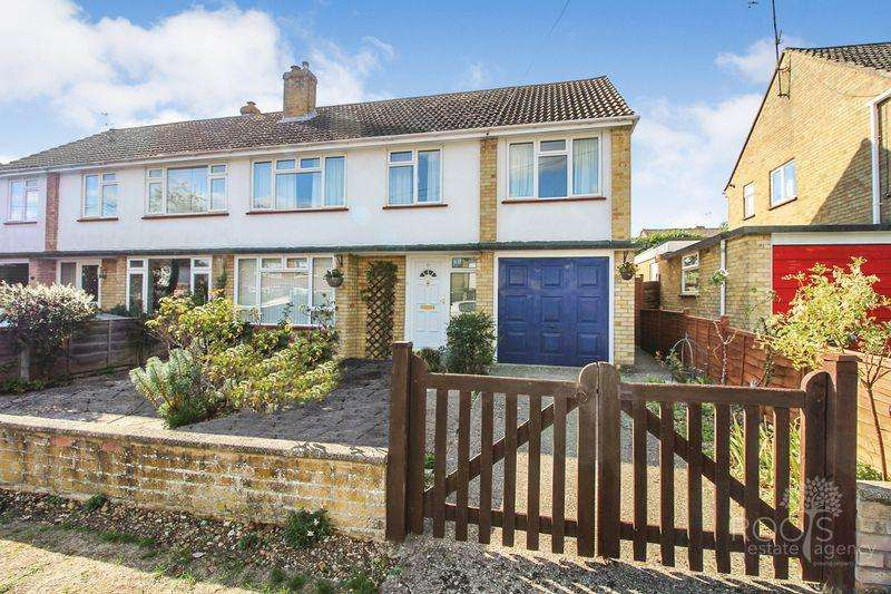 5 Bedrooms Semi Detached House for sale in Northway, Thatcham