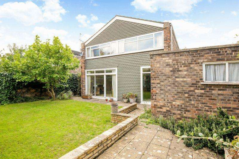 4 Bedrooms Detached House for sale in West Coombe, Stoke Bishop