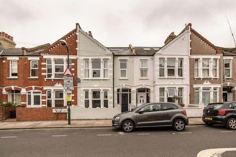 4 Bedrooms Terraced House for sale in Ashbourne Road, Tooting Borders, CR4