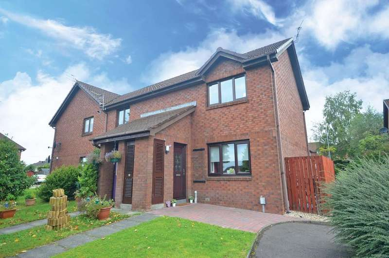 2 Bedrooms Flat for sale in Islay Crescent Old Kilpatrick, G60 5EW