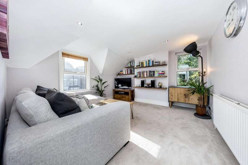2 Bedrooms Flat for sale in Norwood Road, London, London SE24