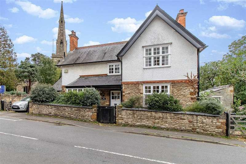 3 Bedrooms Detached House for sale in Church Street, Manor Lodge, Burton Latimer