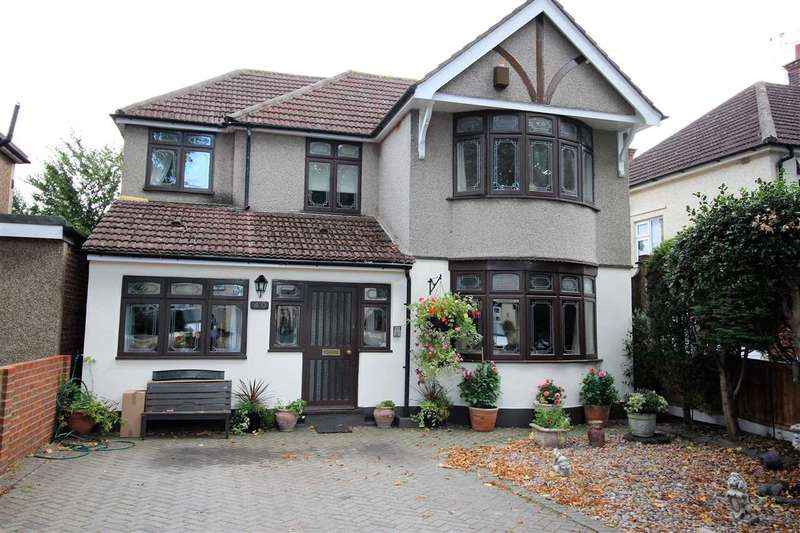 5 Bedrooms Detached House for sale in St Georges Avenue