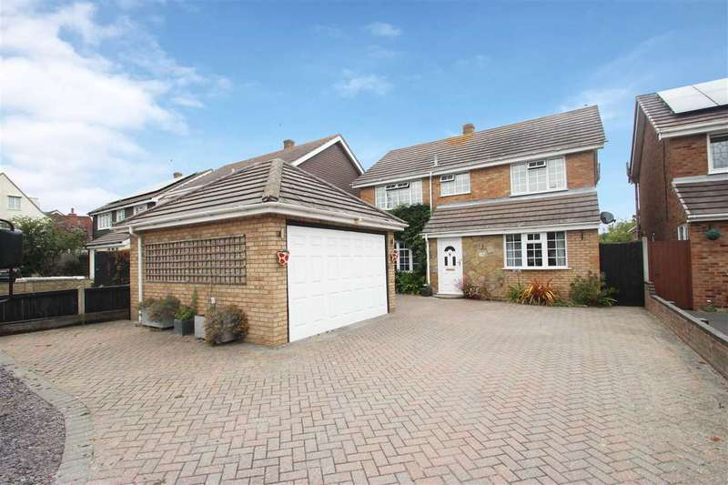 5 Bedrooms Detached House for sale in Thorpe Road, Kirby Cross