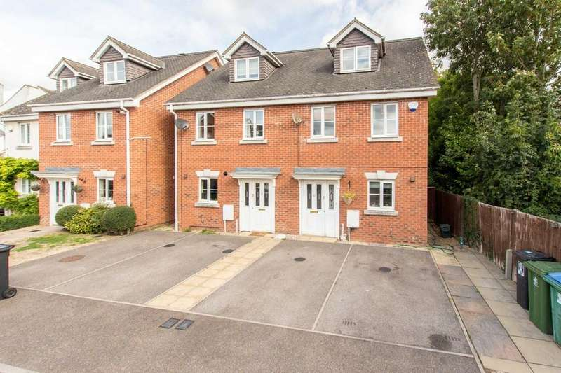 4 Bedrooms Semi Detached House for sale in Wilcon Way, Watford